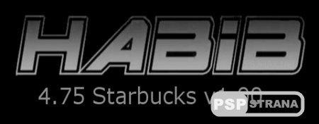 HABIB 4.75 Starbucks v1.00 (Standard CEX) CFW [PS3]