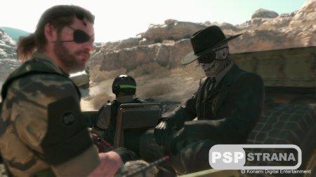На конференции Gamescom дадут поиграть в MGS V: The Phantom Pain