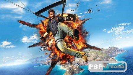 Разработчики Just Cause 3 опубликовали геймплейный ролик с E3