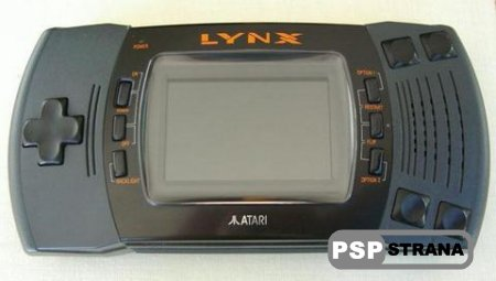 Handy PSP v0.95.1 эмулятор Atari Lynx для PSP + Full Romset Atari Lynx