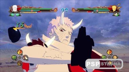 Naruto Shippuden Ultimate Ninja Storm Revolution для PS4