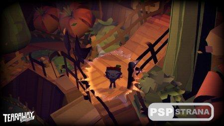 Tearaway Unfolded для PS4