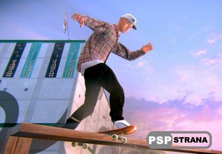 Tony Hawk's Pro Skater 5 обзавёлся совершенно новой визуальной стилистикой