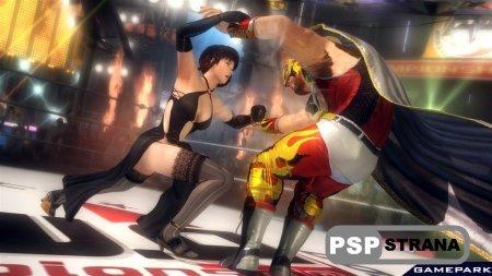 Dead Or Alive 5 для PS3