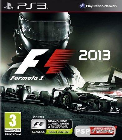 Formula 1 2013 на PS4