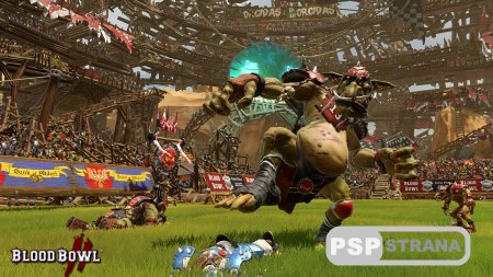 Blood Bowl 2 для PS4