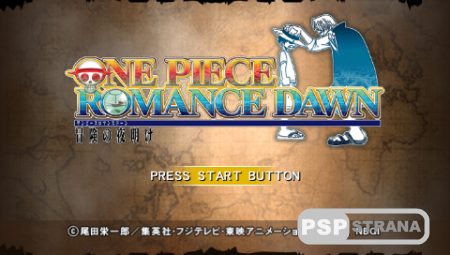 One Piece: Romance Dawn – Bouken no Yoake [ENG r2/JPN][FULL][ISO][2012]
