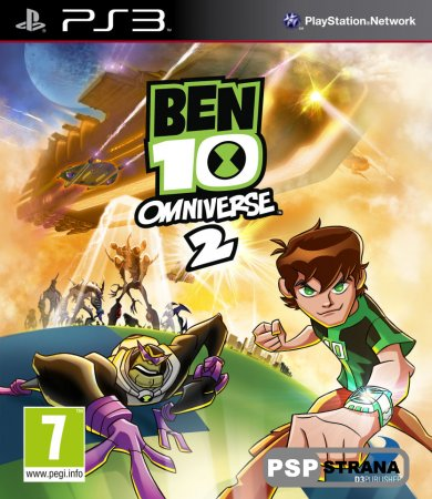 Ben 10: Omniverse 2 для PS3