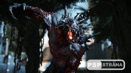 EVOLVE для PS4