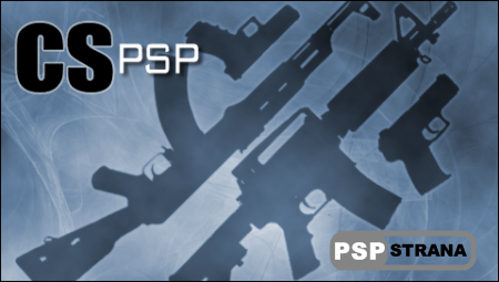 CSPSP 1.92+ [r7.1] + CSPSP Server / Counter Strike PSP [HomeBrew][2015]