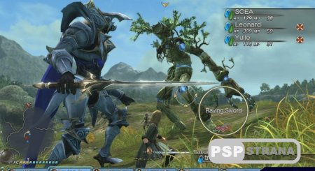 White Knight Chronicles для PS3
