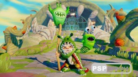 Skylanders: Trap Team для PS4