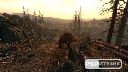 Объем PS4-версии Fallout 4 составит 28-35 Гб