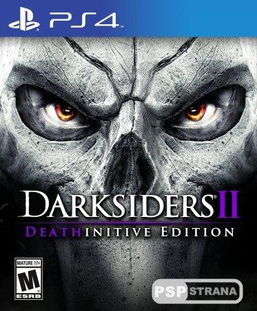 Релиз Darksiders II: Deathinitive Edition намечен на 27 октября
