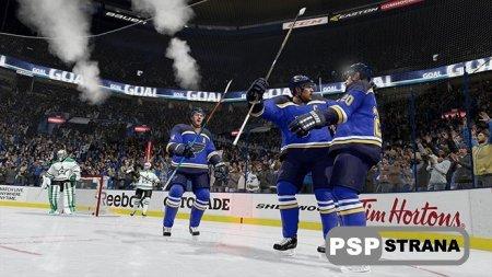 NHL 16 Legacy Edition для PS3