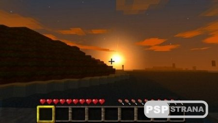 Minecraft PSP Edition - Photo Realism Mod [HomeBrew][2015]