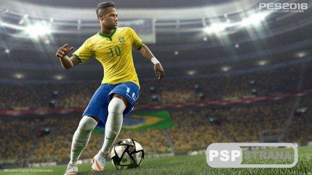 Pro Evolution Soccer 2016 для PS3