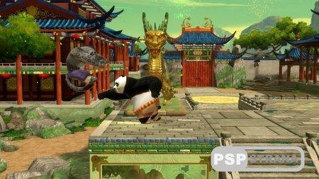 Кунг-Фу Панда: Решающий Поединок Легендарных Героев для PS4