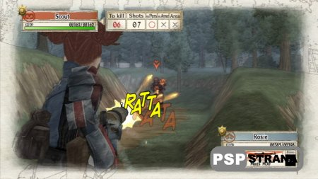 Valkyria Chronicles для PS3