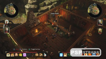 Divinity: Original Sin. Enhanced Edition для PS4