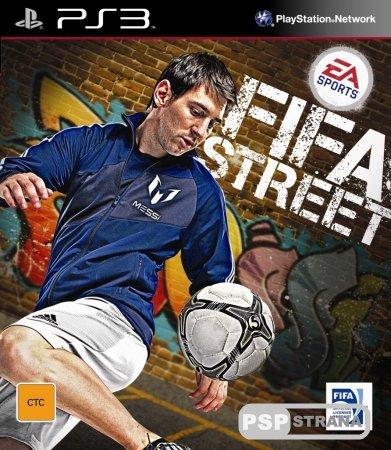 FIFA Street для PS3