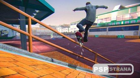 Для Tony Hawk's Pro Skater 5 представили патч размером около 8 Гб