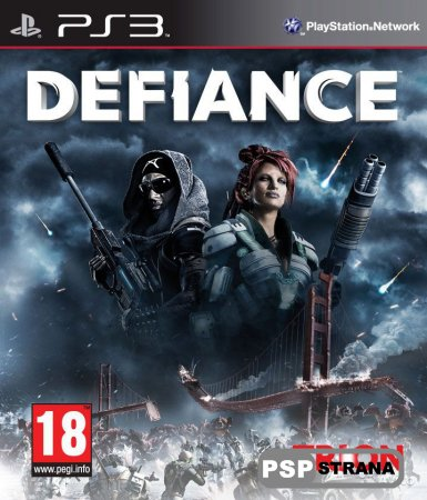 Defiance для PS3