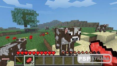 Minecraft PSP Edition v1.3.1 [HomeBrew][2015]