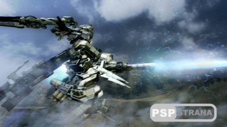 Armored Core: Verdict Day на PS3