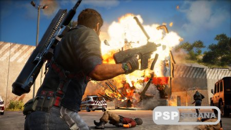 Just Cause 3. Day 1 Edition для PS4