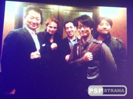 Бывший руководитель FOX Engine рассказал о своём сотрудничестве с Кодзимой