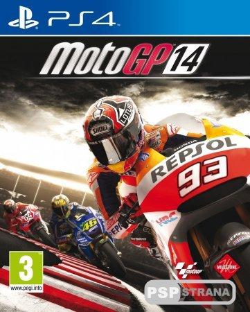 MotoGP 14 для PS4