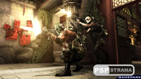 Army of two: The 40th day для PS3