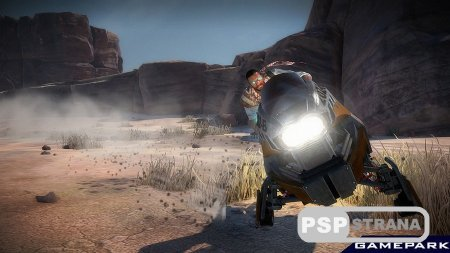 Starhawk для PS3