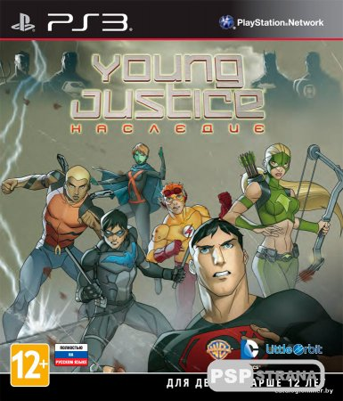 Young Justice: Наследие для PS3