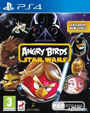 Angry Birds Star Wars для PS4