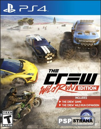 The Crew. Wild Run Edition для PS4