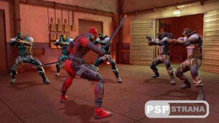 Deadpool для PS4