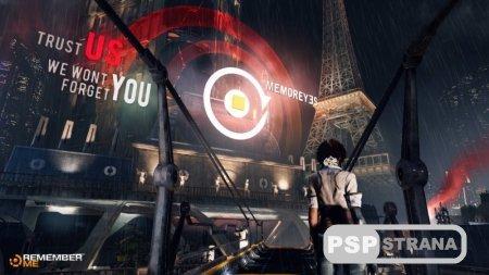 Remember Me для PS3