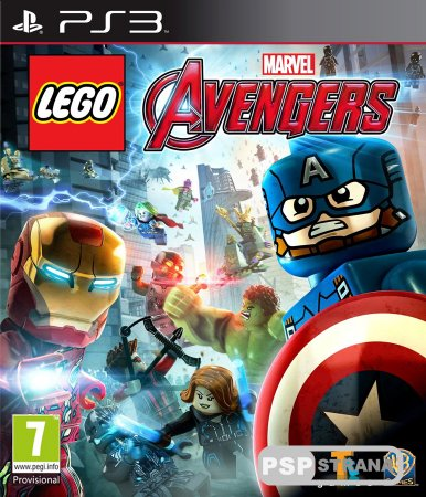 LEGO: Marvel �������� ��� PS3