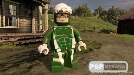 LEGO: Marvel Мстители для PS3
