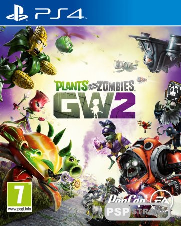 Plants vs. Zombies: Garden Warfare 2 для PS4