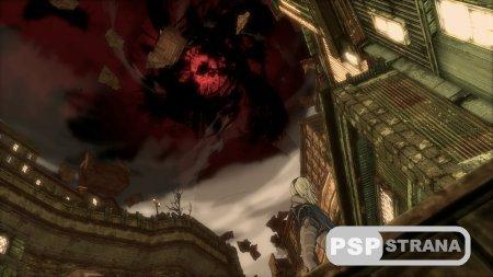 Gravity Rush (Обновленная версия) для PS4