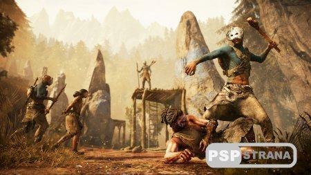 Far Cry Primal для PS4