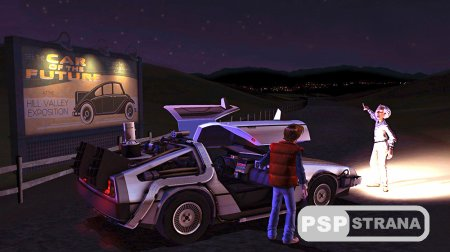 Back to the Future: The Game для PS4