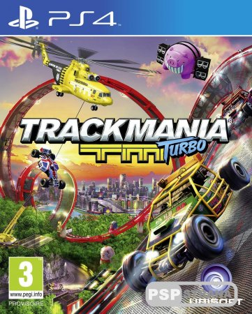 Trackmania Turbo для PS4