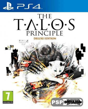 The Talos Principle Deluxe Edition для PS4