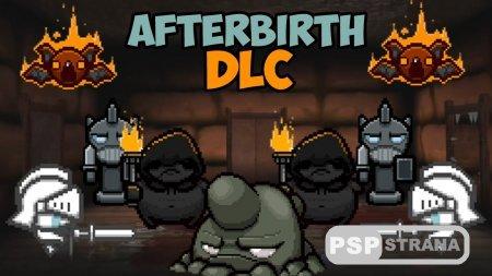The Binding of Isaac: Afterbirth для PS4 появится в продаже 10 мая