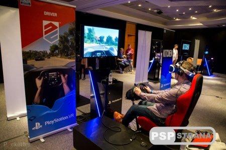 Версия Driveclub для шлема виртуально реальности все еще жива