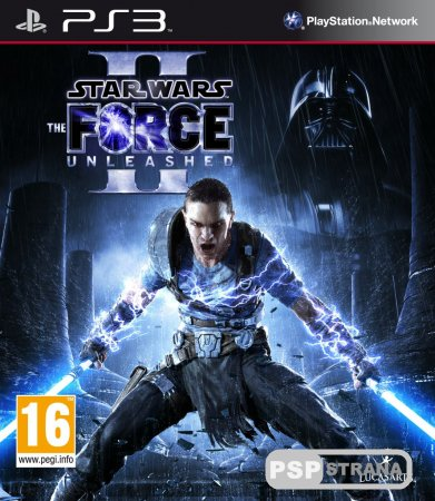 Star Wars: The Force Unleashed II для PS3